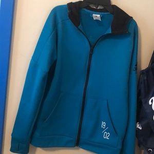 Adidas FC zip hoodie youth L